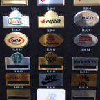restoran bar lokanta cafe kafe düğün salonu personel isimliği yakalık personel kartı