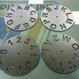 harf rakam alfabe boyama şablonu metal boya kalıbı alfabe